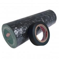 Стрічка ізоляційна PVC, чорна, 10 м.