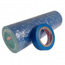 Стрічка ізоляційна PVC, синя, 10 м.