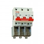 Кабельний розгалужувач 6/100 модульний (для ВА63-100)