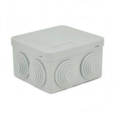 Коробка розподільча з гермовводом КР, 100х100х70, ІР55