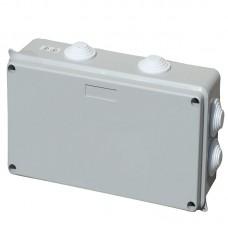 Коробка розподільча з гермовводом КР, 200х155х80, ІР65