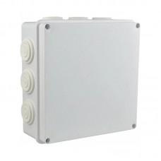 Коробка розподільча з гермовводом КР, 200х200х80, ІР65