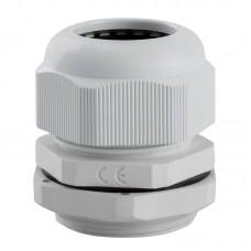 Ввод кабельний (сальник) пластиковий PG42, IP65