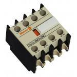 Приставки контактні / додаткові контакти ПКЛн (до ПМЛо-1)