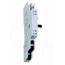 Додатковий контакт ДК-32 (2NO) до АЗД1-32 боковий