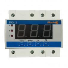 Реле контролю напруги та послідовності фаз, РКН-3, 63А