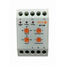 Реле контролю напруги та послідовності фаз, ЕЛ-11М