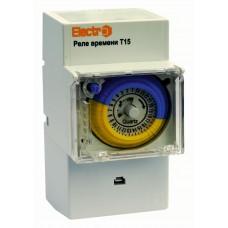 Таймер електромеханічний добовий Т15