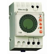 Таймер електронний добовий Т20