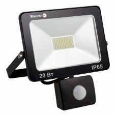 Прожектор EL-SMD-01-S,  20Вт