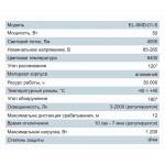 Прожектор EL-SMD-01-S,  50Вт