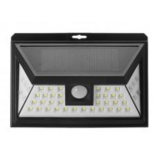 Світильник настінний світлодіодний TS, 10 Вт, на сонячній батареї