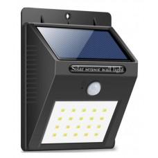 Світильник настінний світлодіодний TS, 6 Вт, на сонячній батареї