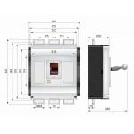 Автоматичний вимикач ВА77-1-2000