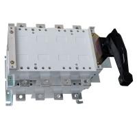 Вимикач-роз'єднувач (перемикач навантаження) серії ВНП, 500А