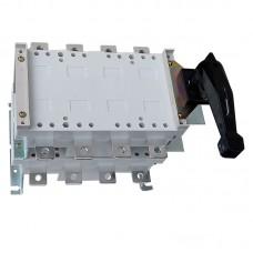 Вимикач-роз'єднувач (перемикач навантаження) серії ВНП, 125А