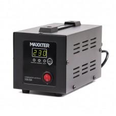 Купити електронний стабілізатор напруги MAXXTER E-500, 500 ВА