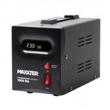 Купити електронний стабілізатор напруги MAXXTER S-1000, 1000 ВА