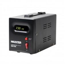 Купити електронний стабілізатор напруги MAXXTER S-500, 500 ВА