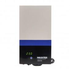 Електронний стабілізатор напруги MAXXTER DW-1000, 1000 ВА