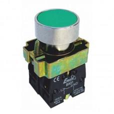 Кнопка нажимна PB2-ВА31, зелена