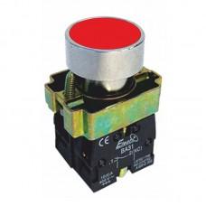 Кнопка нажимна PB2-ВА42, червона