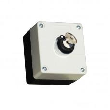 Пост кнопковий командоапаратний 3-позиційний з ключем