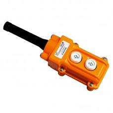Пульт кнопковий тельферний, ПКТ 2 кнопки, IP65