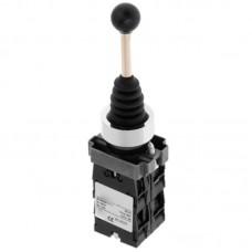 Кнопка-маніпулятор (перемикач) на 4 напрямки з фіксацією, PB2-A14, 4NO